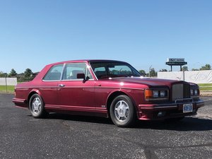 1985 Bentley Mulsanne Turbo Two-Door Hooper & Co. For Sale by Auction