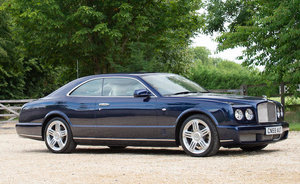 2010 BENTLEY BROOKLANDS COUPÉ For Sale by Auction