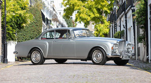 1960 BENTLEY S2 CONTINENTAL SPORTS SALOON For Sale by Auction