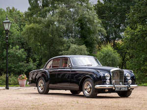 1962 BENTLEY S2 CONTINENTAL FLYING SPUR SALOON For Sale by Auction
