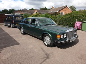 1991 Bentley Eight full history For Sale