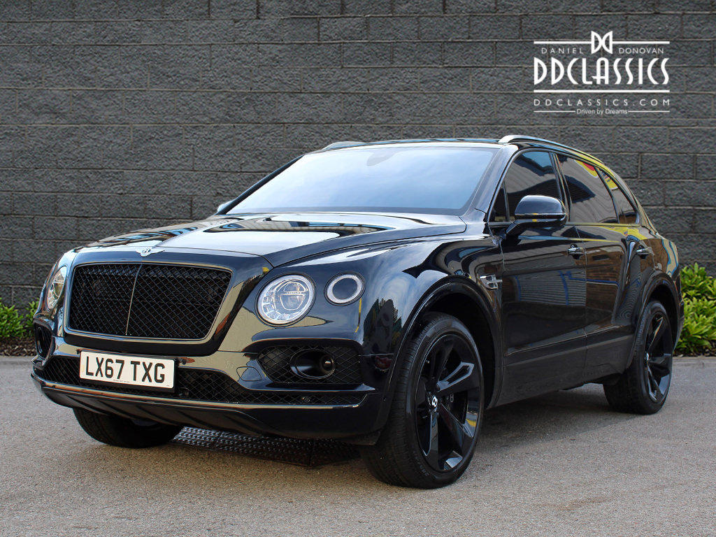 2017 Bentley Bentayga W12 For Sale in London For Sale (picture 1 of 24)