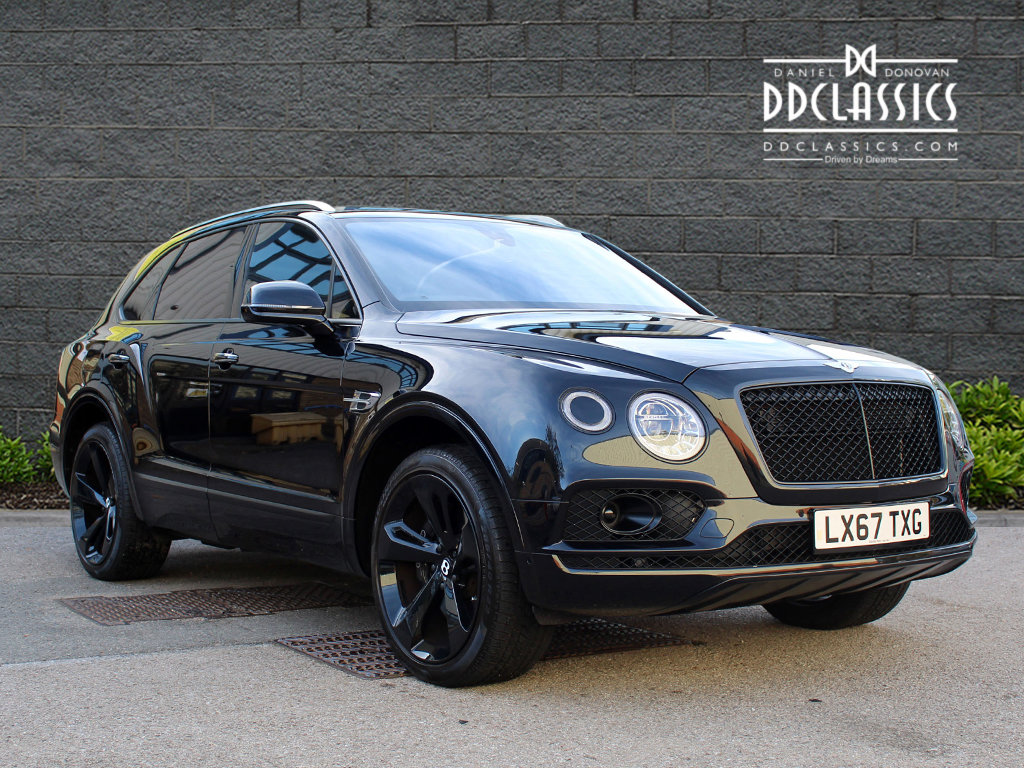 2017 Bentley Bentayga W12 For Sale in London For Sale (picture 2 of 24)