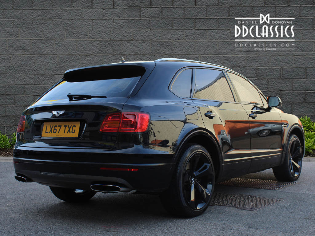 2017 Bentley Bentayga W12 For Sale in London For Sale (picture 3 of 24)