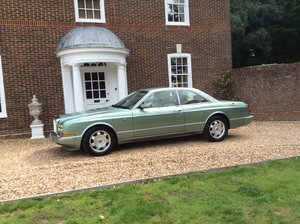 1995 Bentley Continental S 12 Sep 2019 For Sale by Auction
