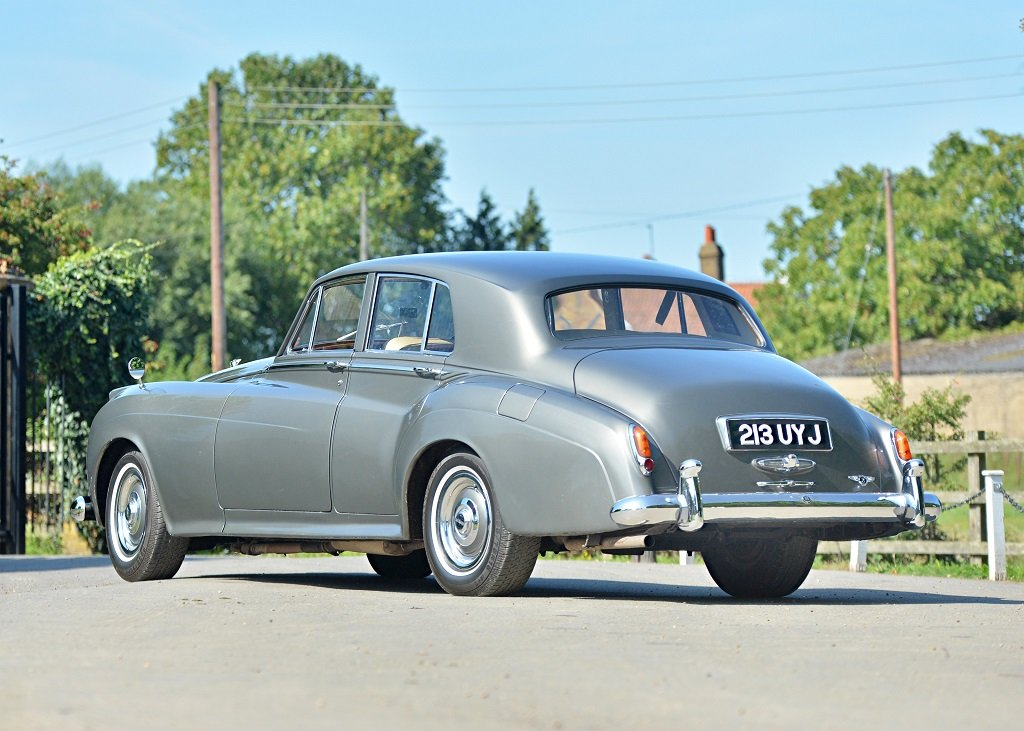 1960 Bentley S2 Saloon SOLD by Auction (picture 1 of 6)