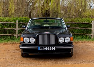 1994 Bentley Turbo R SOLD by Auction