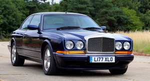 1993 Bentley Continental R Coupe Beautiful  For Sale