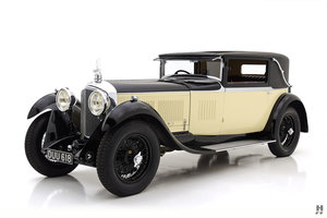 1930 Bentley Speed Six Sportsman