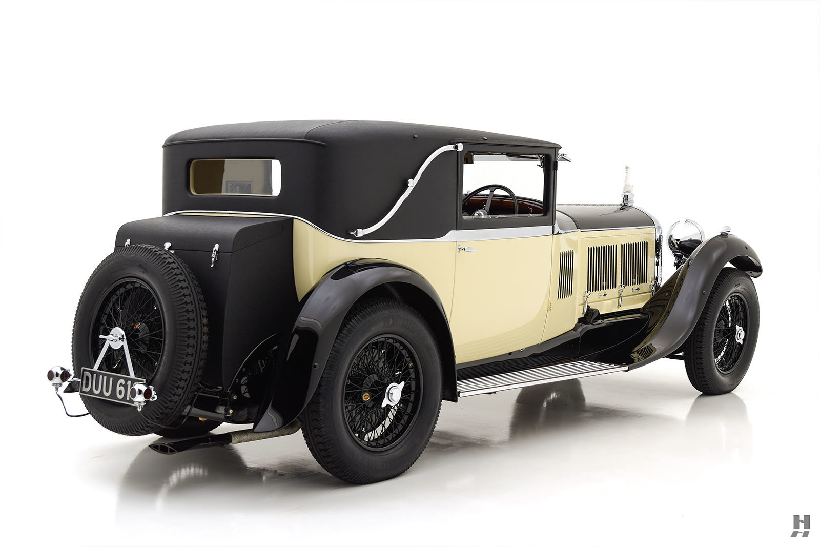 1930 Bentley Speed Six Sportsman For Sale (picture 2 of 6)