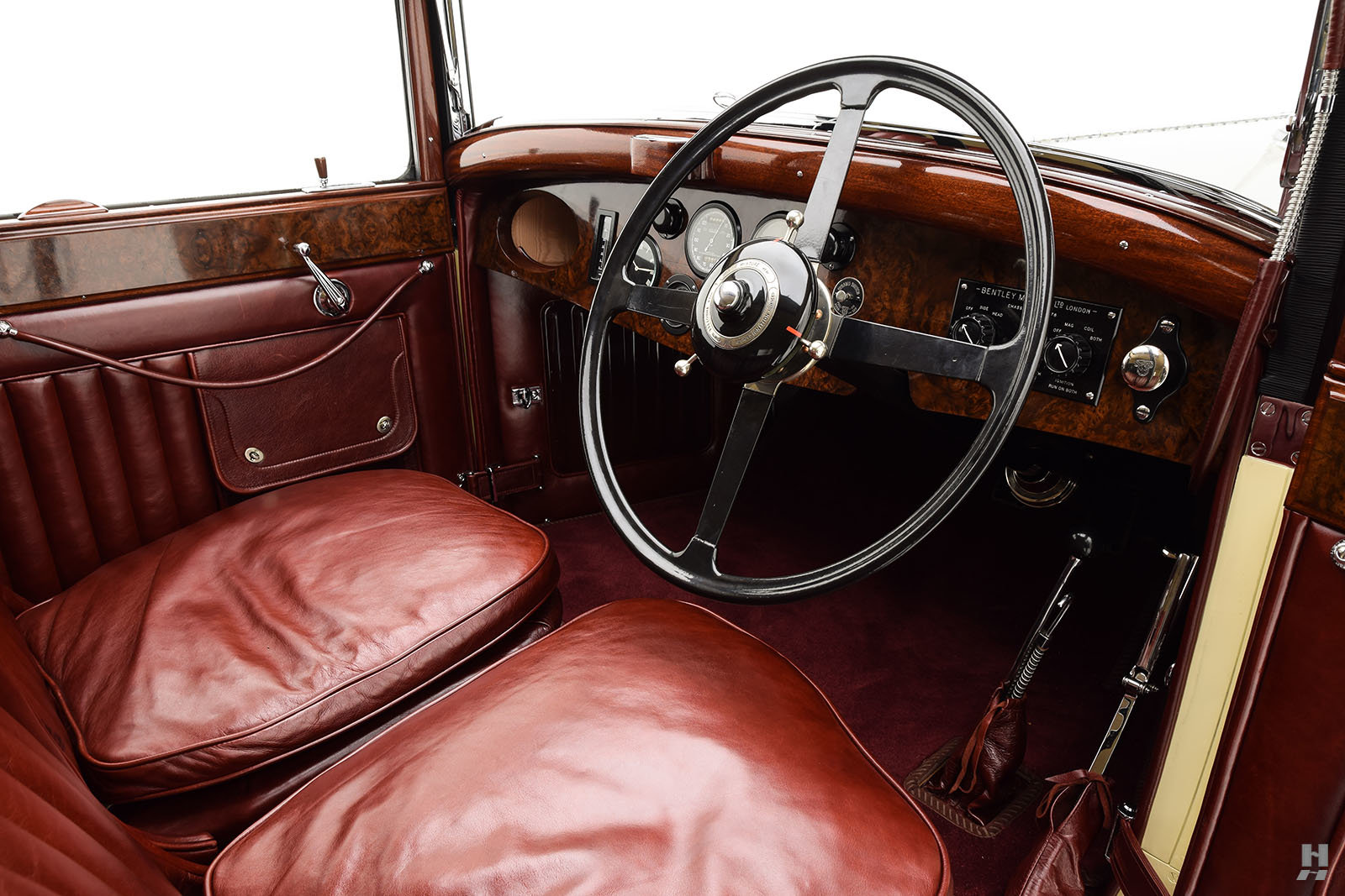 1930 Bentley Speed Six Sportsman For Sale (picture 4 of 6)