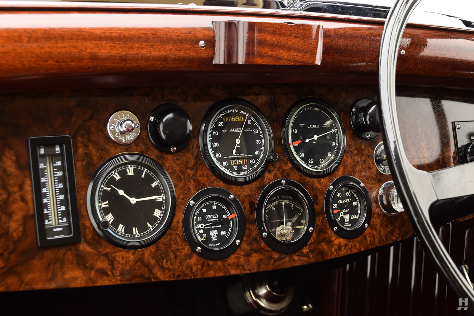 1930 Bentley Speed Six Sportsman For Sale (picture 5 of 6)