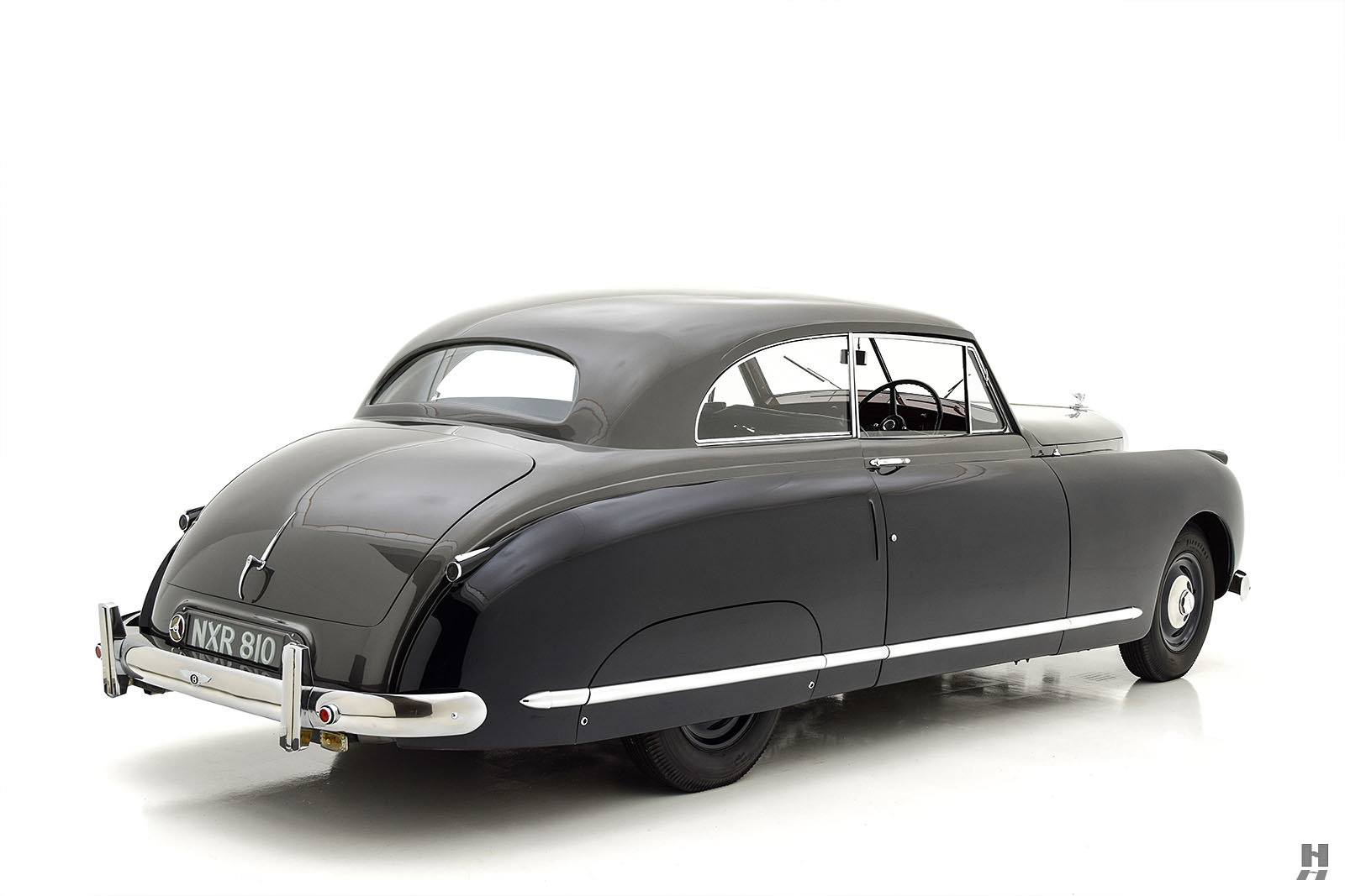 1948 Bentley Mark VI James Young Coupe For Sale (picture 2 of 6)
