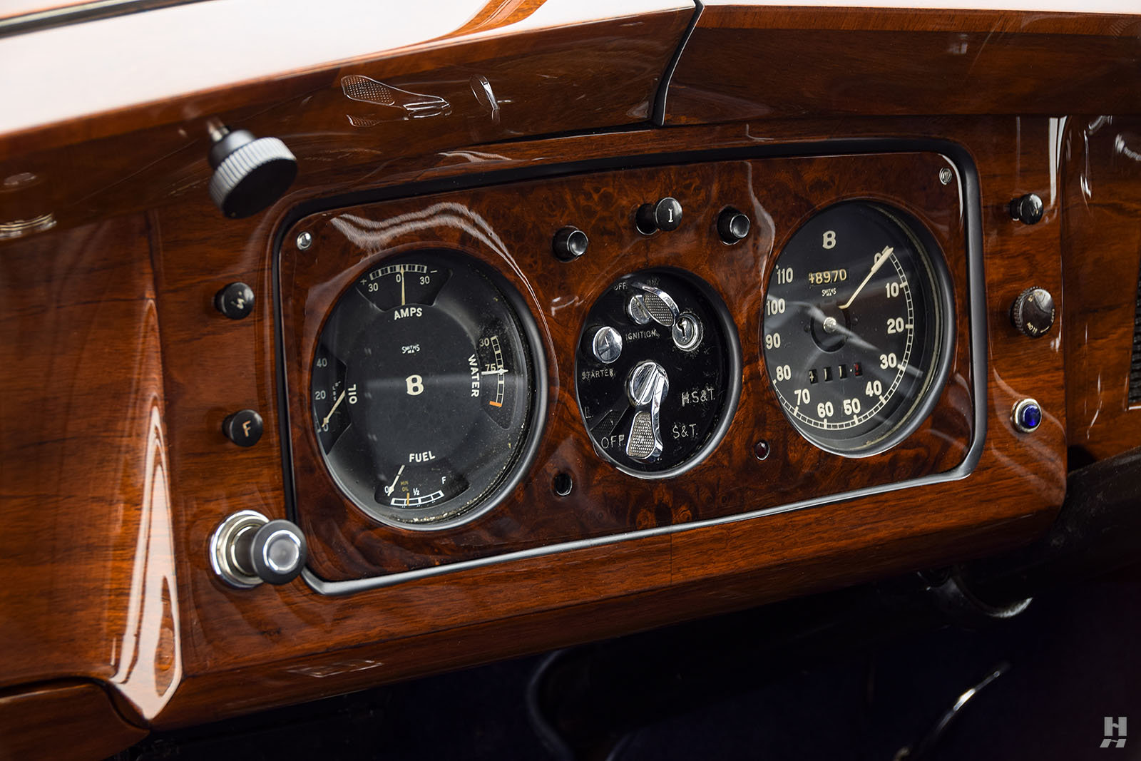 1948 Bentley Mark VI James Young Coupe For Sale (picture 5 of 6)