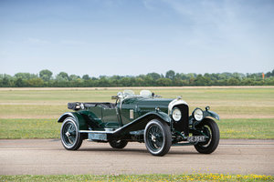 1930 1929 BENTLEY '4½-LITRE' TOURER For Sale