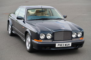 1997 BENTLEY CONTINENTAL T For Sale