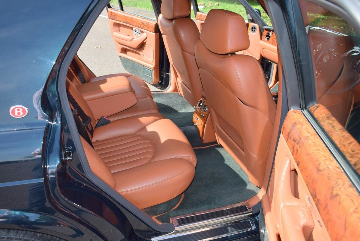 1998 S Bentley Arnage Red Label Look Alike in Black Emerald For Sale (picture 3 of 6)