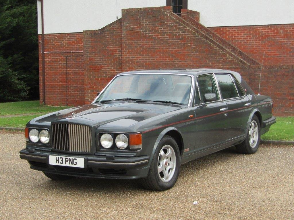 1991 BENTLEY TURBO R For Sale (picture 1 of 6)