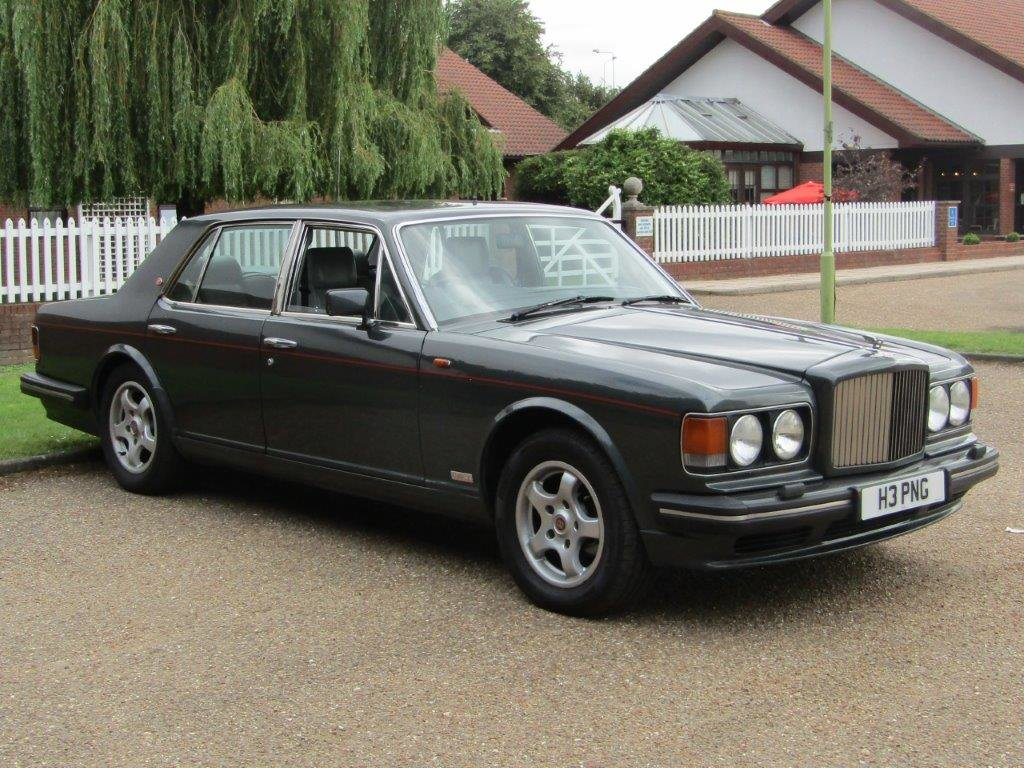 1991 BENTLEY TURBO R For Sale (picture 2 of 6)