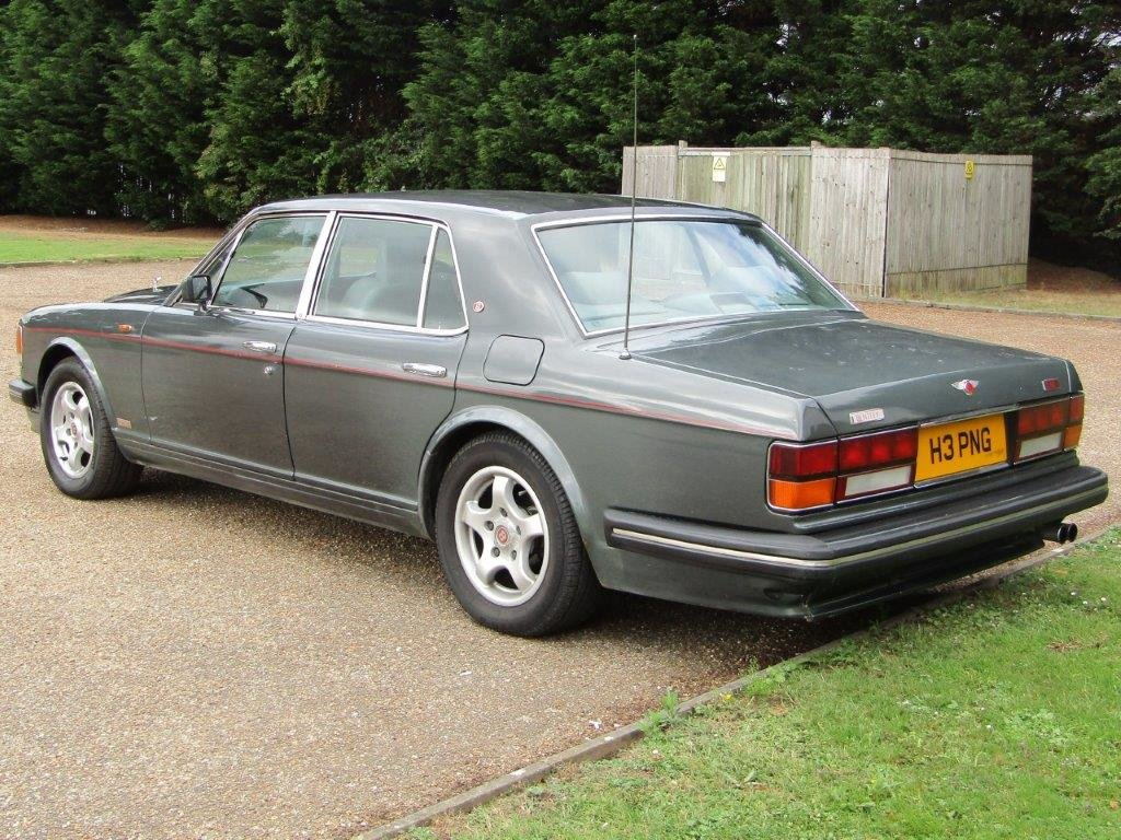 1991 BENTLEY TURBO R For Sale (picture 3 of 6)