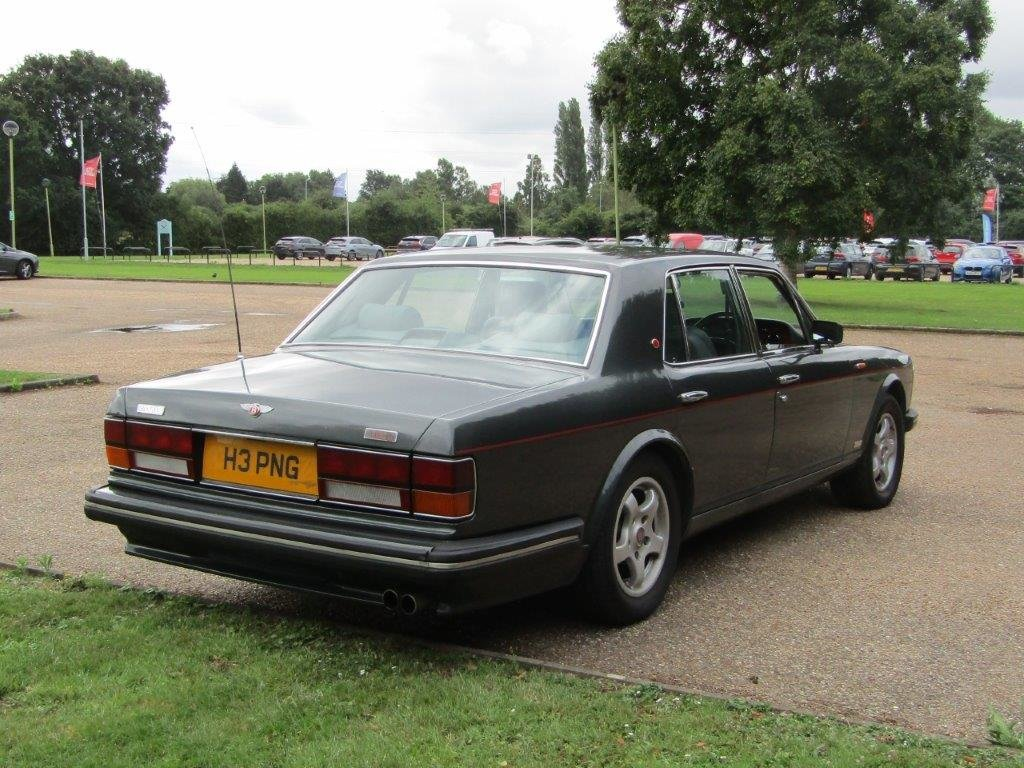 1991 BENTLEY TURBO R For Sale (picture 4 of 6)