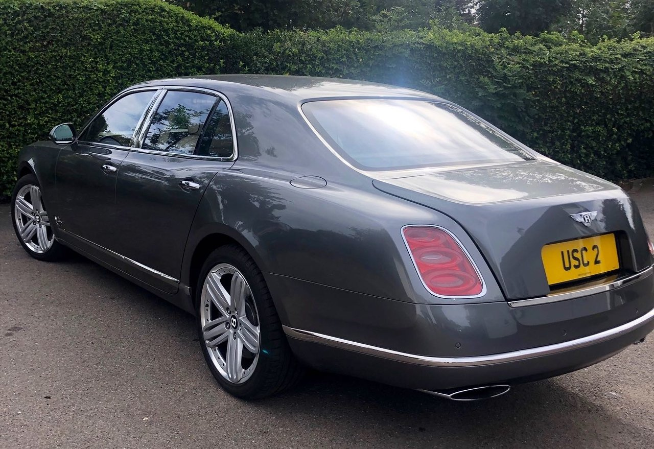 2012 Bentley Mulsanne For Sale (picture 3 of 6)