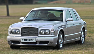 2001  Bentley Arnage Red Label Le Mans