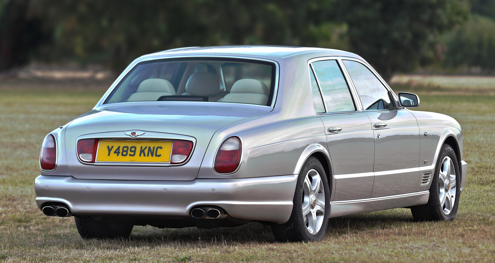 2001 Bentley Arnage Red Label Le Mans For Sale (picture 3 of 6)