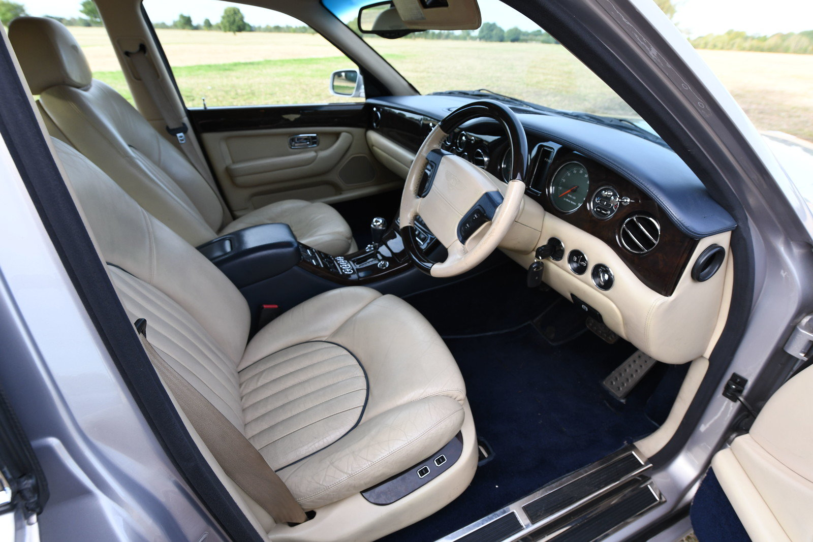 2001 Bentley Arnage Red Label Le Mans For Sale (picture 4 of 6)