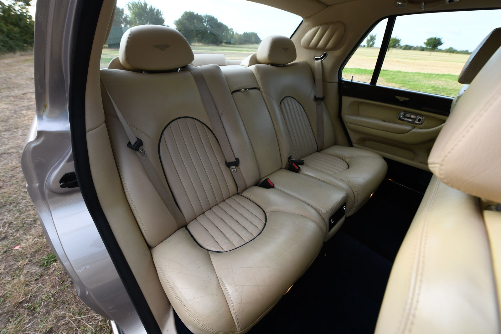 2001 Bentley Arnage Red Label Le Mans For Sale (picture 5 of 6)