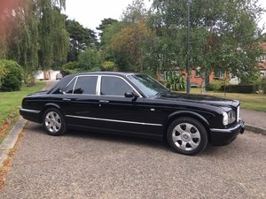1998 Bentley Arnage Green Label 78,800 miles Upgraded Top Spec For Sale