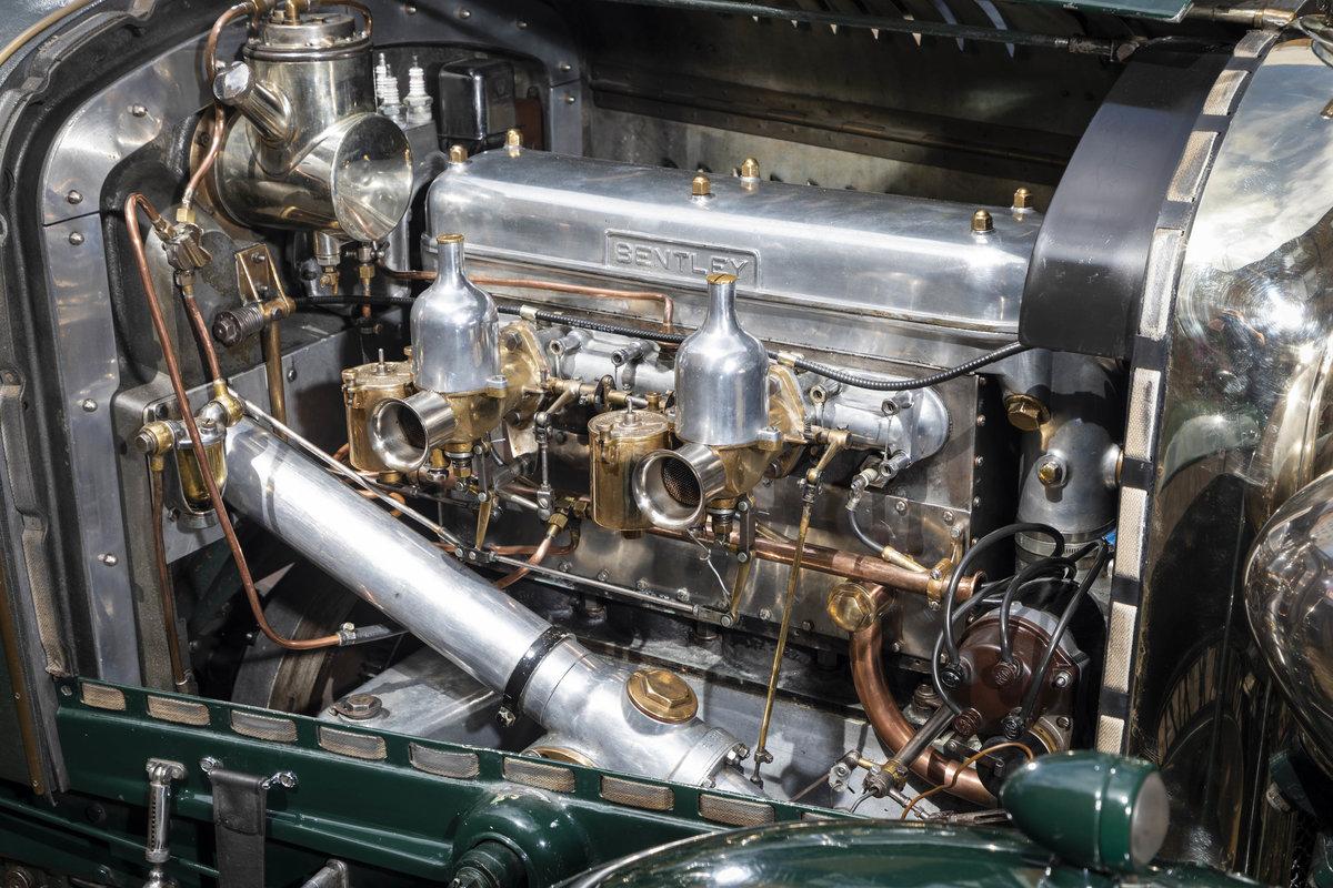 1930 Bentley 4 12 Litre Vanden Plas Le Mans Style Tourer For Sale (picture 3 of 12)