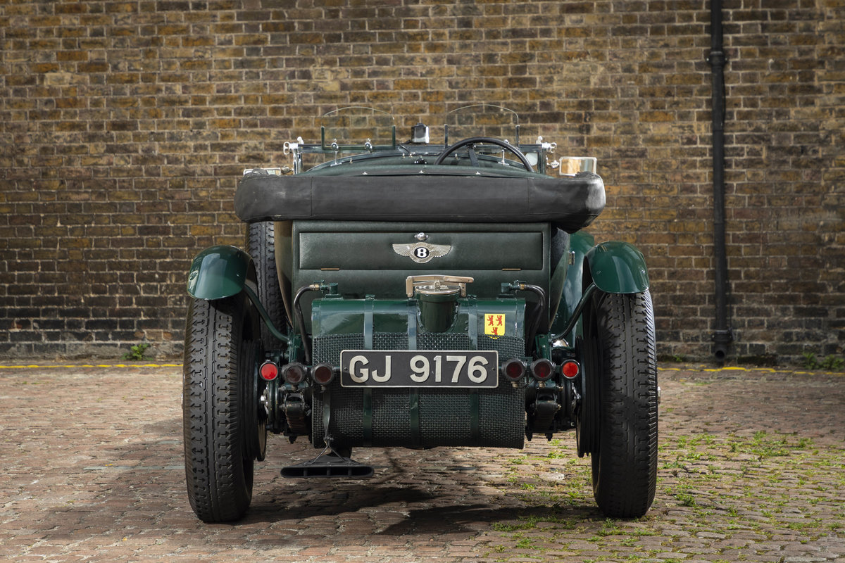 1930 Bentley 4 12 Litre Vanden Plas Le Mans Style Tourer For Sale (picture 5 of 12)