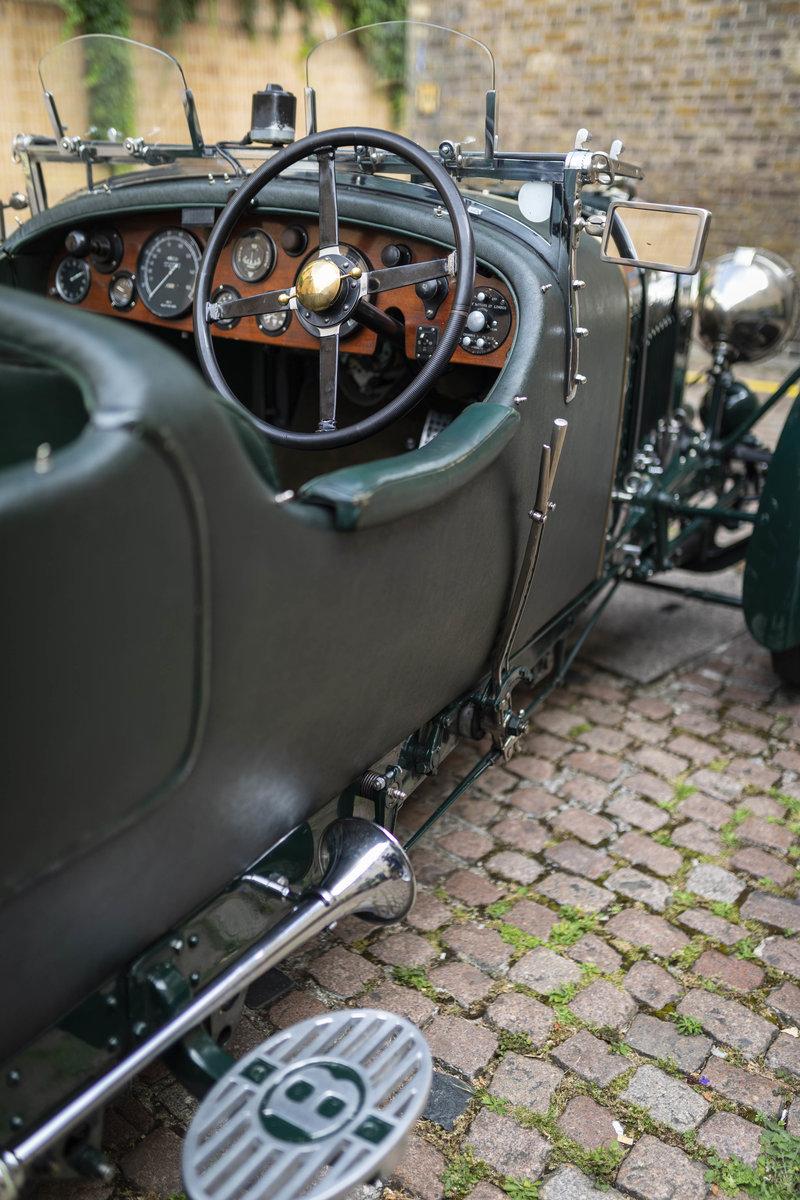 1930 Bentley 4 12 Litre Vanden Plas Le Mans Style Tourer For Sale (picture 6 of 12)
