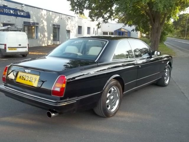 1993 bentley continental r 6.8 auto For Sale (picture 2 of 5)