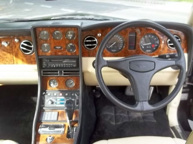 1993 bentley continental r 6.8 auto For Sale (picture 4 of 5)
