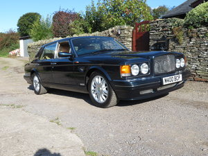 1998 Bentley brooklands mulliner r