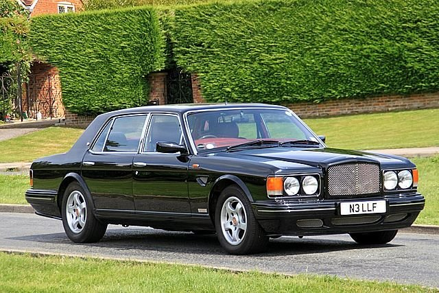 Bentley Turbo RT 1997 (Only 26,000 Miles) For Sale (picture 1 of 6)