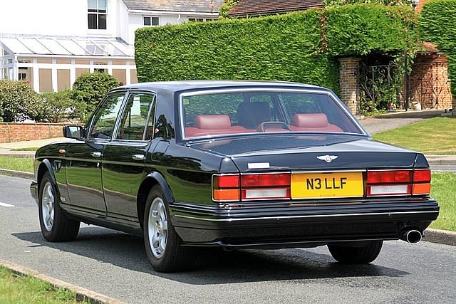 Bentley Turbo RT 1997 (Only 26,000 Miles) For Sale (picture 2 of 6)