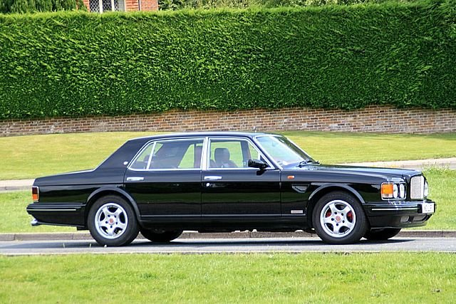 Bentley Turbo RT 1997 (Only 26,000 Miles) For Sale (picture 3 of 6)