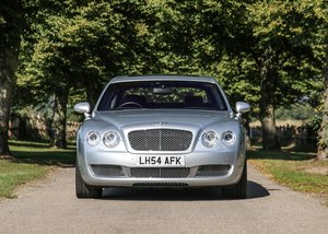 2005 Bentley Continental Flying Spur SOLD by Auction