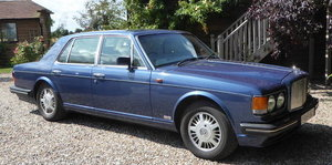 1989 BENTLEY TURBO R SALOON For Sale by Auction