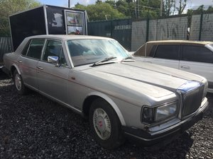 1986 Bentley Mulsanne spares or repairs project