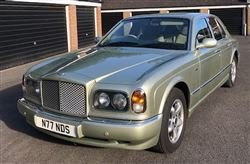 1999 Arnage - Barons Friday 20th Seotember 2019 SOLD by Auction