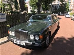 1992 Mulsanne S - Barons Friday 20th September 2019 SOLD by Auction