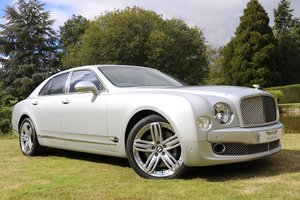 2012 BENTLEY MULSANNE For Sale