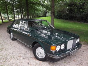 Bentley brooklands SOLD