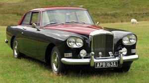 1963 Bentley S3 Continental 'Chinese Eye' Fixed Head Coupe. For Sale