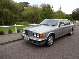 1997 Bentley Turbo RL with LPG SOLD