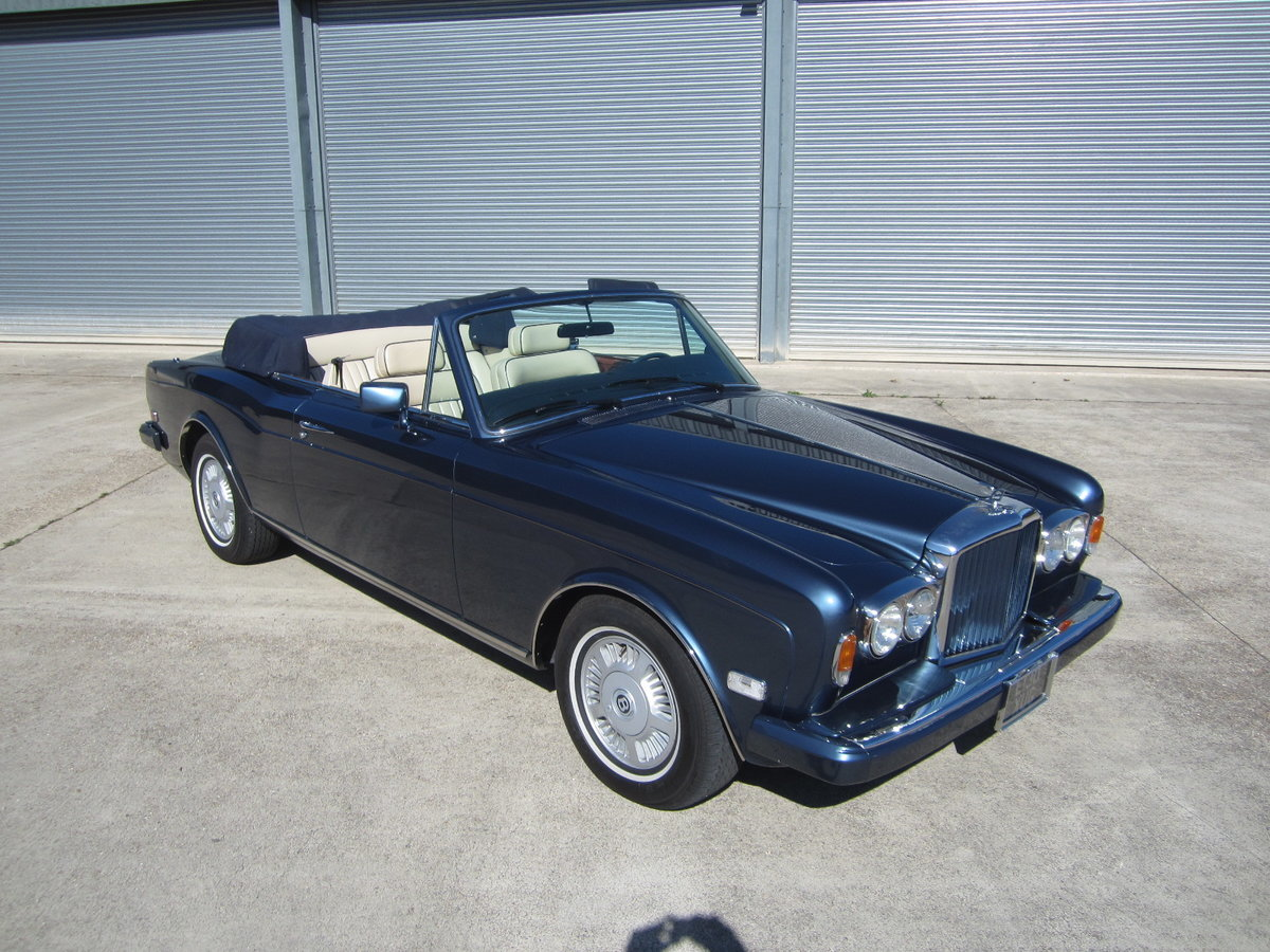1988 Bentley Continental For Sale (picture 2 of 6)